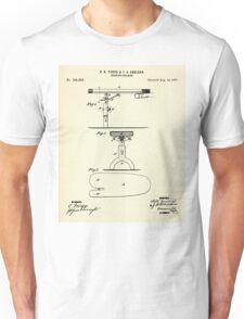 Ironing Boards-1877 Unisex T-Shirt