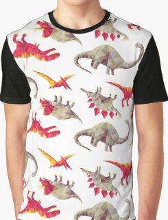 Geo-saurs Graphic T-Shirt