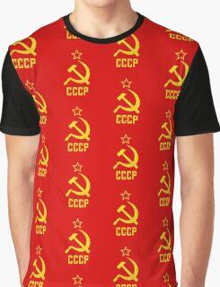 CCCP T-Shirt Graphic T-Shirt