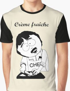 Creme Fraiche South park Graphic T-Shirt