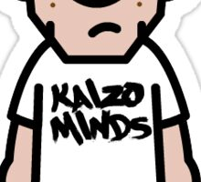 "Kaizo Minds - ""Skateboard L"" Sticker"