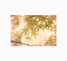 Green leaves of Japanese maple - vintage styleⅡ Unisex T-Shirt