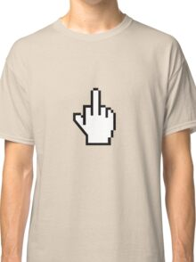 Mouse Finger Classic T-Shirt