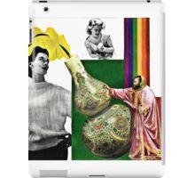 Honey, it's time for your chill pill. iPad Case/Skin