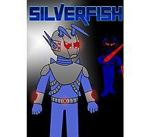Silverfish Photographic Print