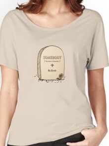 RIP Kilgore Trout Women's Relaxed Fit T-Shirt