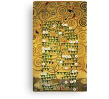Gustav Klimt - Tree Of Life - Gustav Klimt  -Life - Tree Canvas Print