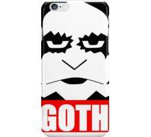 Mina Bronsky-GOTH iPhone Case/Skin