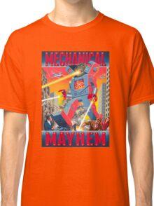 Mechanical Mayhem Classic T-Shirt
