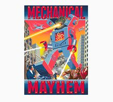 Mechanical Mayhem Unisex T-Shirt