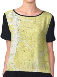 USGS TOPO Map Alabama AL Bishop 303258 1951 24000 Chiffon Top