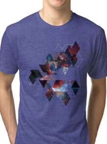 Galaxies Tri-blend T-Shirt