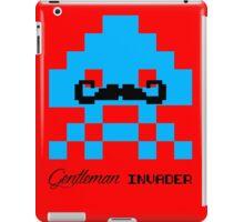 Gentleman Invader iPad Case/Skin