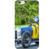 GN Wasp Racing Car iPhone Case/Skin