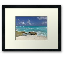 Coastal Framed Print