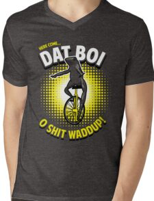 Here Come Dat Boi T-Shirt Mens V-Neck T-Shirt