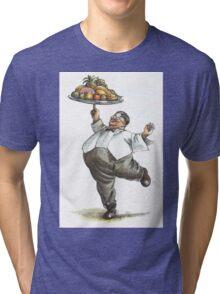 Billy Bunter Tri-blend T-Shirt