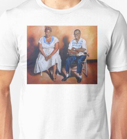 Ella Fitzgerald & Louis Armstrong Unisex T-Shirt