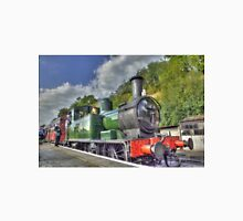 Steam Train 1450 at Bewdley Station Unisex T-Shirt