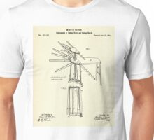 Improvement in Clothes Driers and Ironing Boards-1878 Unisex T-Shirt