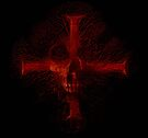 Templar Blood Cross by Matthew Sergison-Main