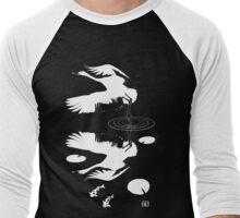 Reflection: Crane Men's Baseball ¾ T-Shirt