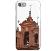 Bell Tower in Immantag iPhone Case/Skin