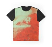 Where the soil is soft and rich and red..... Graphic T-Shirt