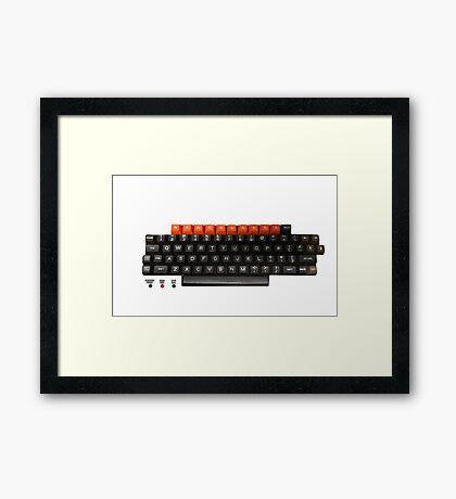 BBC Micro Framed Print