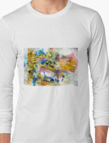 The Four Seasons - Spring Long Sleeve T-Shirt