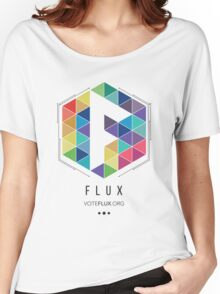 Flux Classic Women's Relaxed Fit T-Shirt