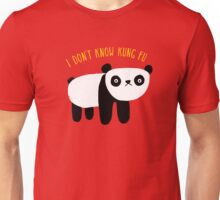 Regular Panda Unisex T-Shirt