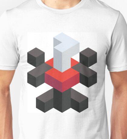Voxel Darkrai Unisex T-Shirt