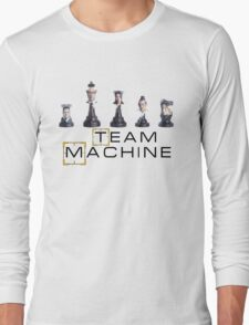 Team Machine Long Sleeve T-Shirt