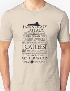 I am Catleesi Unisex T-Shirt