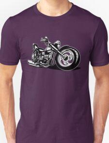 Cartoon Motorbike T-Shirt