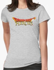 Dragon Quest Heroes Womens Fitted T-Shirt