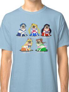 SAILOR PUGS! Classic T-Shirt