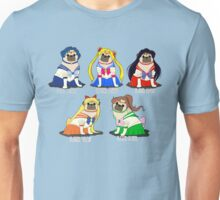 SAILOR PUGS! Unisex T-Shirt
