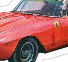 Ferrari 250 GT Berlinetta Sticker