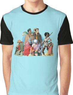 The Entire Saga Graphic T-Shirt
