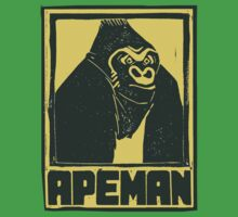 Apeman One Piece - Short Sleeve