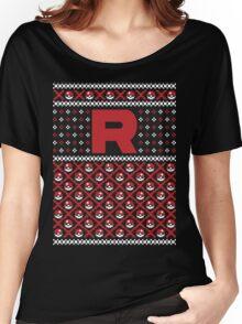Team Rocket Sweater Women's Relaxed Fit T-Shirt