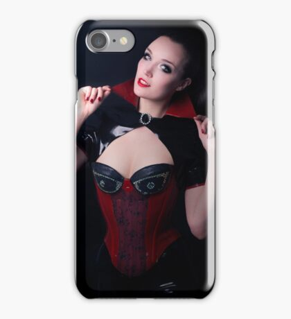 Lady Oops iPhone Case/Skin