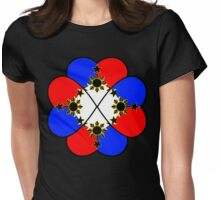 PINOY FLOWER Womens Fitted T-Shirt
