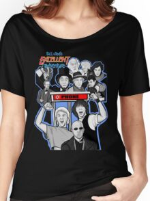 Bill and Ted's excellent adventure Women's Relaxed Fit T-Shirt