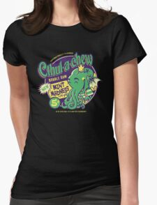 Cthulachew Womens Fitted T-Shirt
