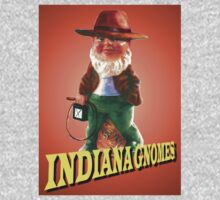 Indiana Gnomes One Piece - Long Sleeve