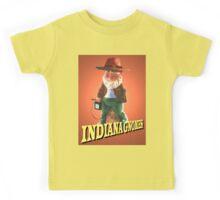 Indiana Gnomes Kids Tee