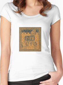Trojan Horse Women's Fitted Scoop T-Shirt